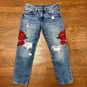 Women's Levi's 501 T Jeans W26 L26